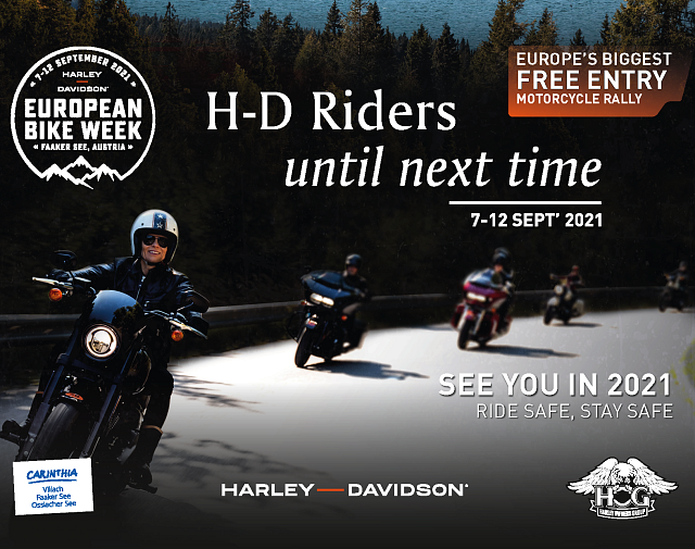 European Bike Week 2021